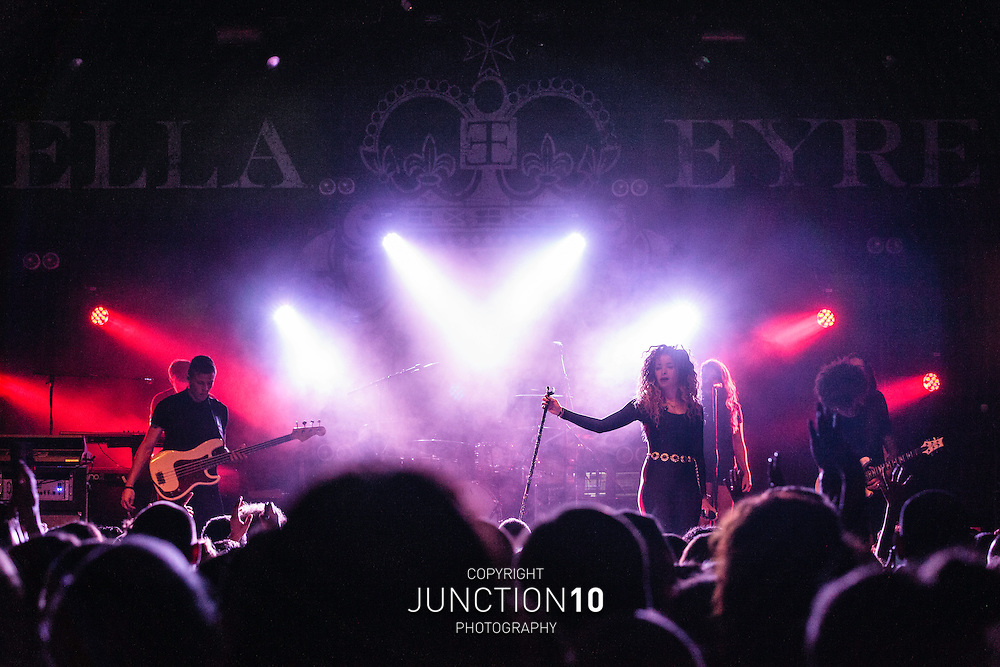 Ella Eyre opens her UK tour at the Institute, Birmingham, United Kingdom<br /> Picture Date: 1 October, 2014