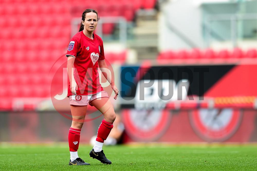 Olivia Chance of Bristol City - Mandatory by-line: Ryan Hiscott/JMP - 07/09/2019 - FOOTBALL - Ashton Gate - Bristol, England - Bristol City Women v Brighton and Hove Albion Women - FA Women's Super League