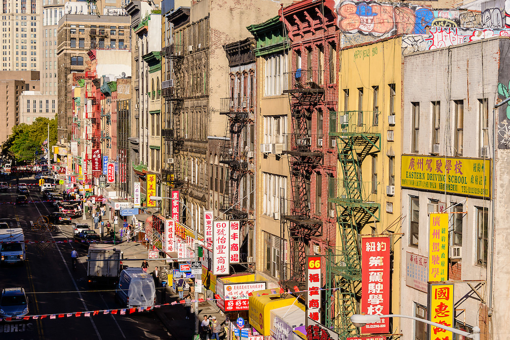 Chinese Signs, China Town, New York City, New York