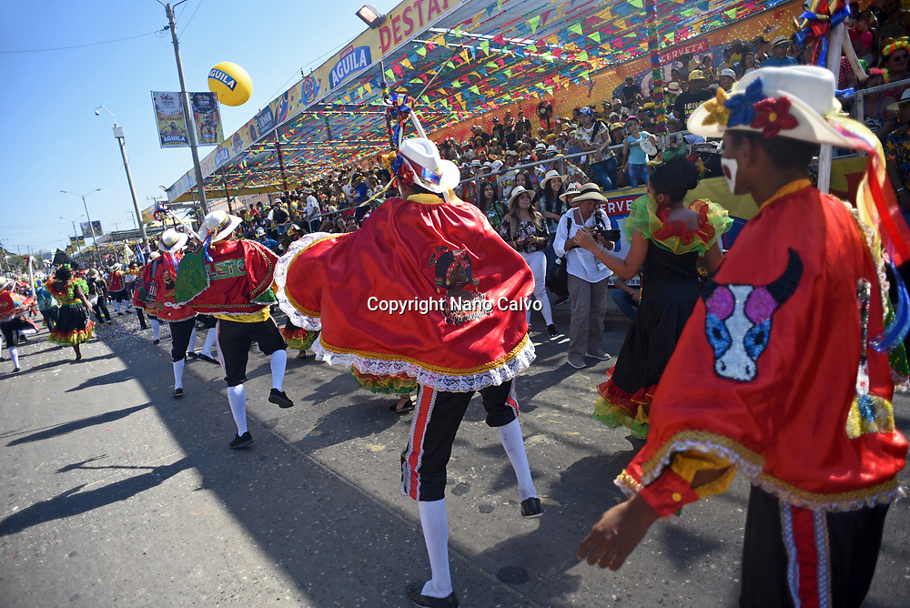 Barranquilla's Carnival (Spanish: Carnaval de Barranquilla) is one of Colombia's most important folkloric celebrations, and one of the biggest carnivals in the world.