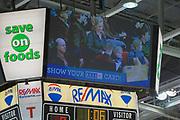 KELOWNA, CANADA - FEBRUARY 02:  BCAA at the Kelowna Rockets game on February 02, 2018 at Prospera Place in Kelowna, British Columbia, Canada.  (Photo By Cindy Rogers/Nyasa Photography,  *** Local Caption ***