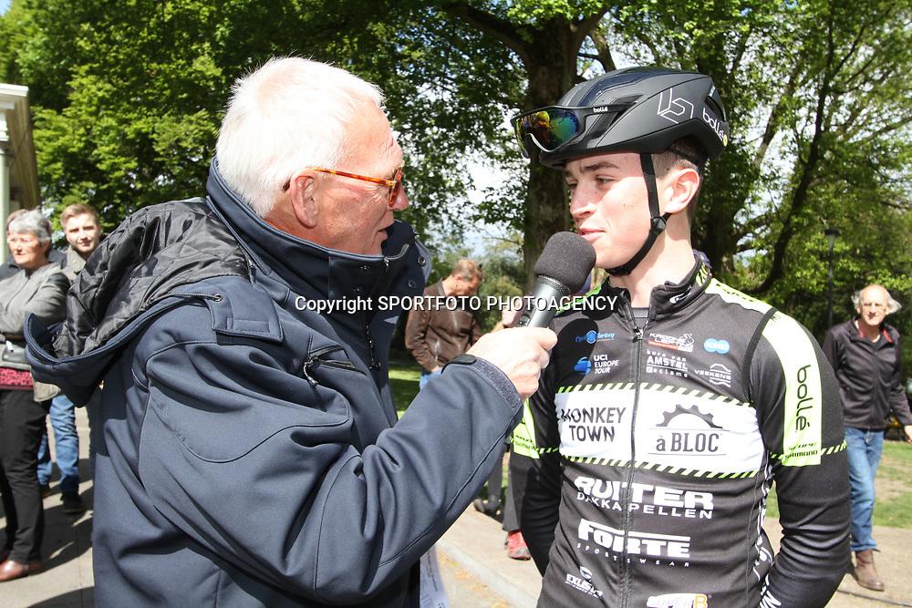 04-05-2019: Wielrennen: Ronde van Overijssel: Rijssen <br />Rick Pluimers