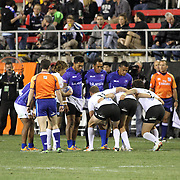 First day of action at the USA Sevens, Sam Boyd Stadium, Las Vegas, Nevada.  Photo by Barry Markowitz, Courtesy STP/TriMarine, 1/24/14, 4pm