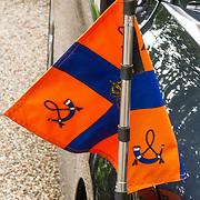 LUX/Luxemburg/20180523 - Staatsbezoek Luxemburg dag 1, Koninklijke standaard Nederland