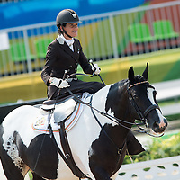 Grade II - Individual Championship Test - Rio 2016 Paralympic Games