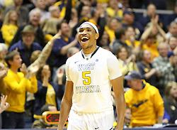 January 21, 2012: NCAA Men's College Basketball West Virginia vs. Cincinnati.  Mandatory Credit: Ben Queen