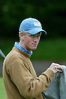 MOLENSCHOT - Robert Niemer.    Voorjaarswedstrijd golf 2003 op GC Toxandria. . COPYRIGHT KOEN SUYK