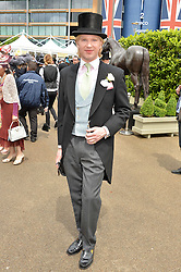HENRY CONWAY at day one of the Royal Ascot 2016 Racing Festival at Ascot Racecourse, Berkshire on 14th June 2016.