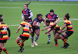 Row Marston of Bristol Bears Women - Mandatory by-line: Paul Knight/JMP - 26/10/2019 - RUGBY - Shaftesbury Park - Bristol, England - Bristol Bears Women v Richmond Women - Tyrrells Premier 15s