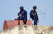 Armed anti-terrorist security Kingston, Jamaica