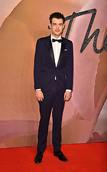 Jack Whitehall attending The Fashion Awards 2016 at the Royal Albert Hall, London.