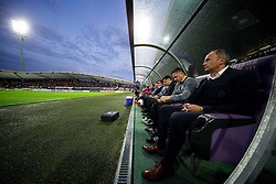 Darko Milanic, head coach of Maribor during football match between NK Maribor and NK Olimpija Ljubljana in 34th Round of Prva liga Telekom Slovenije 2017/18, on May 19, 2018, in Stadion Ljudski vrt, Maribor, Slovenia. Photo by Vid Ponikvar / Sportida