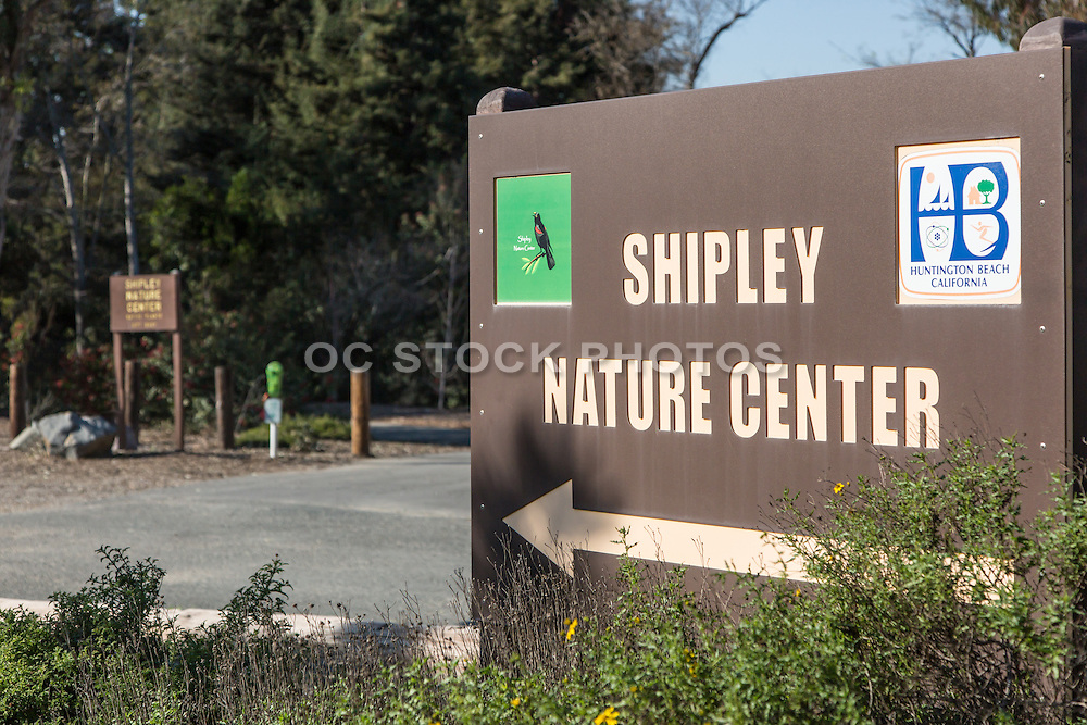 Shipley Nature Center in Huntington Beach