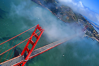 San Francisco - The Golden Gate Bridge & Marin Headlands