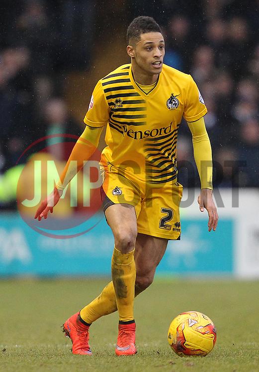 Daniel Leadbitter of Bristol Rovers - Mandatory byline: Paul Terry/JMP - 13/02/2016 - FOOTBALL - Fratton Park - Portsmouth, England - Portsmouth v Bristol Rovers - Sky Bet League Two