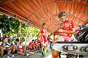 Tour of Thailand 2015/ Stage4/ Mukdahan - Nakhon<br /> Phanom/ Hong Kong