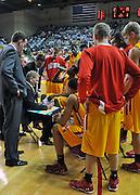 NCAA Men's Basketball - Yale eliminates VMI, 75-62 in CIT semi-finals