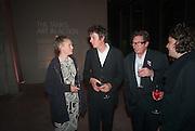 ANNA BOGLIONE; HENRY GREENE; FRANCESCO BOGLIONE, The Tanks at Tate Modern, opening. Tate Modern, Bankside, London, 16 July 2012
