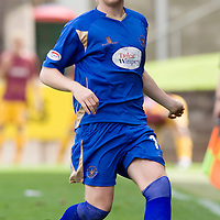 St Johnstone Season 2009-10<br /> Liam Craig<br /> Picture by Graeme Hart.<br /> Copyright Perthshire Picture Agency<br /> Tel: 01738 623350  Mobile: 07990 594431