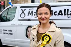 Mairi McCallan on Campaign Trail | Biggar | 13 May 2017