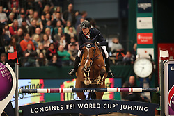 Kuhner Max, (GER), Electric Touch<br /> Longines FEI World Cup<br /> CSIO Leipzig 2016<br /> © Hippo Foto - Stefan Lafrentz