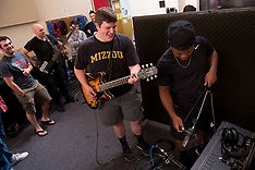 Music Recording Camp