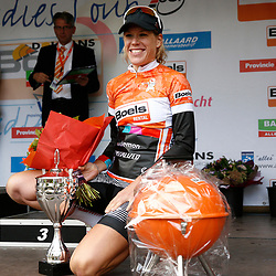 Boels Rental Ladiestour 2013 Ellen van Dijk (Specialized) wins 16th Boels Rental Ladiestour 2013