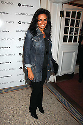 RENA CINDY at the Grand Classics screening of the film 'Don't Look Now' sponsored by Motorola held at The Electric Cinema, 181 Portobello Road, London W11 on 24th September 2007. <br /><br />NON EXCLUSIVE - WORLD RIGHTS