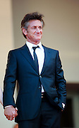 "Sean Penn arrive on the red carpet for  "" The Tree of Life""  film premiere at the Palais des Festivals during the 64th Annual Cannes Film Festival on May 16, 2011 in Cannes, France ..Ki Price + 33678889497"