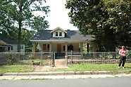 406 Wesley Heights Way before and renovation work