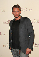 Matthias Schoenaerts, Suite Française - UK Gala Screening, The Mayfair Hotel, London UK, 12 March 2015, Photo By Brett D. Cove