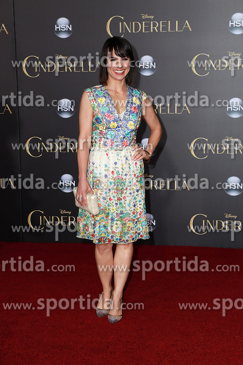 Constance Zimmer. EXPA Pictures &copy; 2015, PhotoCredit: EXPA/ Photoshot/ Martin Sloan<br /> <br /> *****ATTENTION - for AUT, SLO, CRO, SRB, BIH, MAZ only*****