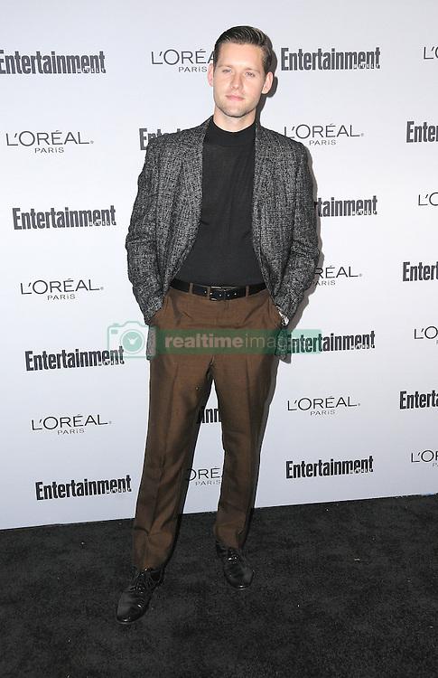 Luke Kleintank bei der 2016 Entertainment Weekly Pre Emmy Party in Los Angeles / 160916<br /> <br /> ***2016 Entertainment Weekly Pre-Emmy Party in Los Angeles, California on September 16, 2016***