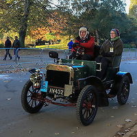 Vulcan  Two-seater  1904    Driven By   Mr John Polson, Bonhams London to Brigthon Veteran Car Run Supported by Hiscox,, 06/11/2016,