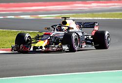 March 6, 2018 - Barcelona, Spain - Testvecka 2, Formel 1, Barcelona ..Max Verstappen, Red Bull (Credit Image: © JerrevÃ…Ng Stefan/Aftonbladet/IBL via ZUMA Wire)