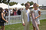 2008 Cartier International Polo Day, Guards Polo Club. Windsor.  July 27, 2008 in Windsor SAM BRANSON; HOLLY BRANSON, 2008 Cartier International Polo Day, Guards Polo Club. Windsor.  July 27, 2008 in Windsor *** Local Caption *** -DO NOT ARCHIVE-© Copyright Photograph by Dafydd Jones. 248 Clapham Rd. London SW9 0PZ. Tel 0207 820 0771. www.dafjones.com. -DO NOT ARCHIVE-© Copyright Photograph by Dafydd Jones. 248 Clapham Rd. London SW9 0PZ. Tel 0207 820 0771. www.dafjones.com.