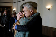 """Dead Letter"" – The NCIS team, alongside the FBI and MI6, continue an international manhunt for an escaped British spy who has left one colleague fighting for their life in ICU, on NCIS, Tuesday, May 10 (8:00-9:00 PM, ET/PT), on the CBS Television Network. Sarah Clarke guest stars as FBI Special Agent Tess Monroe and Duane Henry guest stars as MI6 Officer Clayton Reeves. Pictured: Mark Harmon as Jethro Gibbs.   Photo: Jace Downs/CBS ©2016 CBS Broadcasting, Inc. All Rights Reserved"