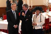 State visit of Luxembourg to the Netherlands /<br /> Staatsbezoek van Luxemburg aan Nederland<br /> <br /> Government lunch in the Ridedertzaal in The Hague with speech of the minister-president and the Grand Duke.<br /> <br /> Regeringslunch in de Ridedertzaal in Den haag met toespraak van de Minister-president en de Groothertog.<br /> <br /> On the photo / Op de foto;<br /> <br />  Minister Bot van Buitenlandse Zaken.