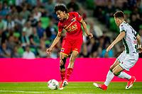 GRONINGEN, 17-05-2017, FC Groningen - AZ,  Noordlease Stadion, 1-4, AZ speler Calvin Stengs