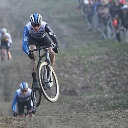 01-01-2020: Wielrennen: DVV trofee veldrijden: Baal:Tim Merlier
