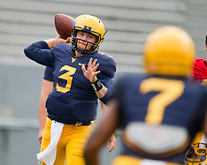 08/11/14 West Virginia Football Practice
