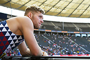 Kevin Mayer competes in men decathlon (long jump) during the European Championships 2018, at Olympic Stadium in Berlin, Germany, Day 1, on August 7, 2018 - Photo Philippe Millereau / KMSP / ProSportsImages / DPPI