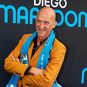 NLD/Amsterdam/20190804 -  Première Diego Maradona inloop, Wilfred de Jong