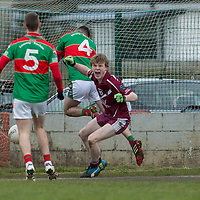 Lissycasey's Sean Kennedy celebrates after scoring in the second half
