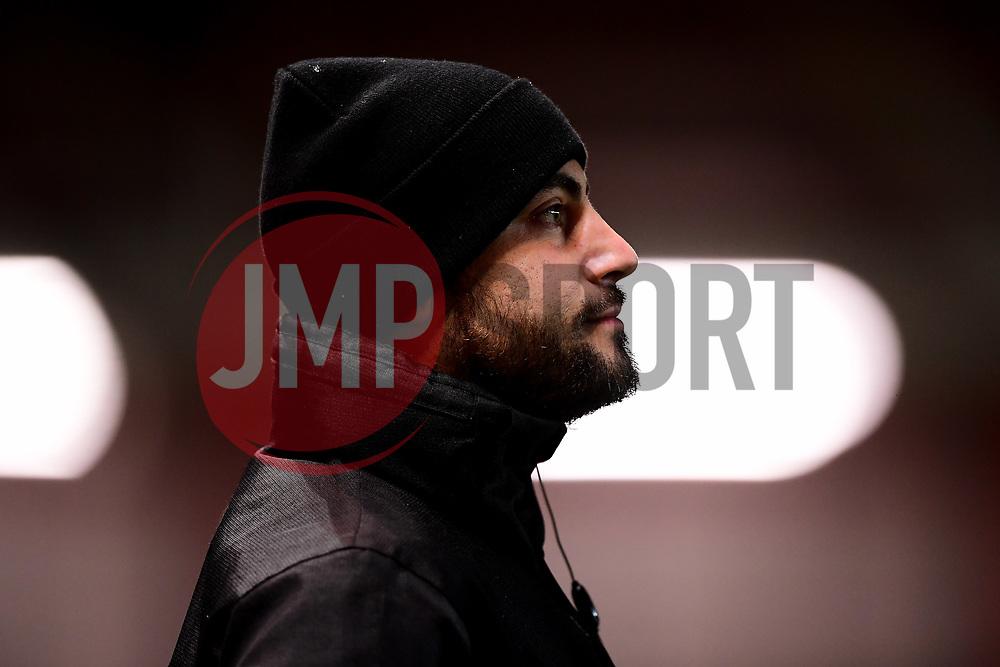 Marco Chiavetta - Mandatory by-line: Ryan Hiscott/JMP - 17/02/2020 - FOOTBALL - Ashton Gate Stadium - Bristol, England - Bristol City Women v Everton Women - Women's FA Cup fifth round