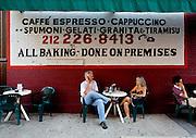 UNITED STATES-NEW YORK-Little Italy. PHOTO: GERRIT DE HEUS.VERENIGDE STATEN-NEW YORK. Straatbeeld in Little Italy. PHOTO GERRIT DE HEUS