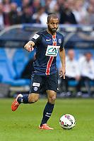 Lucas Moura - 30.05.2015 - Auxerre / Paris Saint Germain - Finale Coupe de France<br />Photo : Andre Ferreira / Icon Sport