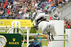 Beerbaum, Ludger, Chiara<br /> Aachen - CHI 2015<br /> Grosser Preis von Aachen Rolex Grand Prix<br /> © www.sportfotos-lafrentz.de/Stefan Lafrentz