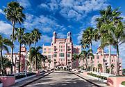 Don CeSar Beach Resort and Spa, St Petersburg, Florida, USA.
