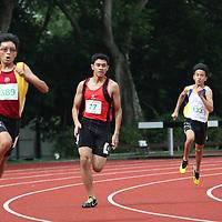 C Division Boys 400m